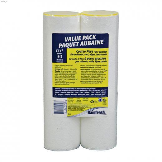 30 micron Polypropylene Filter Cartridge-2\/Pack