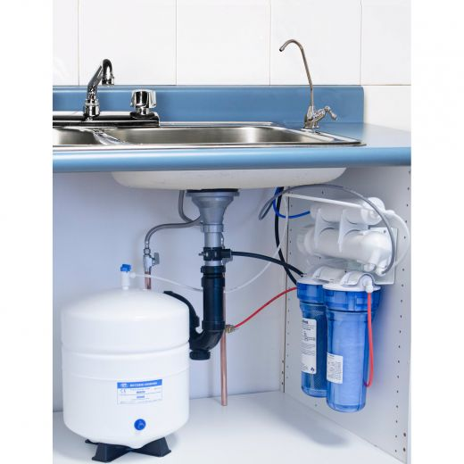18 GPM Reverse Osmosis Drinking Water System