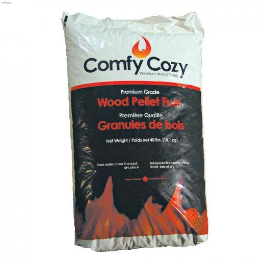 Comfy Cozy Premium Wood Pellet Fuel