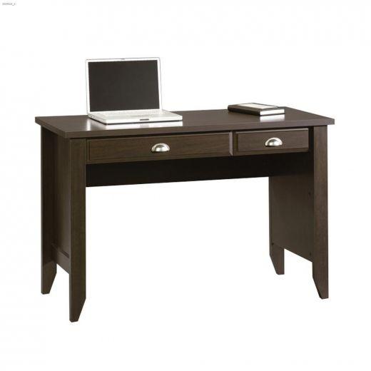 "Shoal Creek 47-1/8"" Jamocha Wood Computer Desk"
