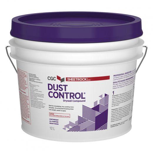 12 L Pail Sheetrock Dust Control Joint Compound