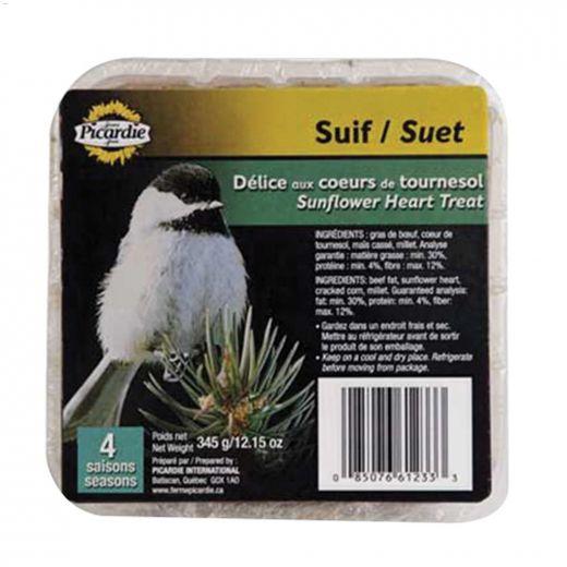 345 g Suet - Sunflower Heart Treat