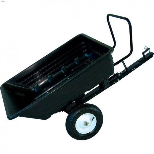 500 lb Multipurpose Trailer\/Dump Cart