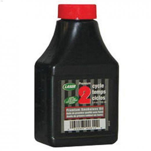 3.4 oz\/100 mL Premium Smokeless Semi-Synthetic 2-Cycle Oil