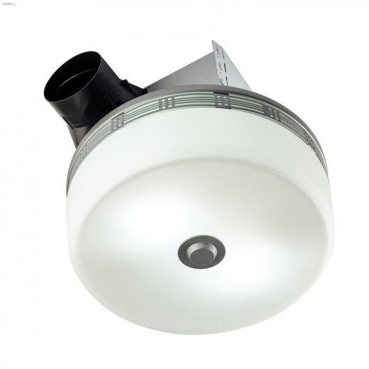 80 CFM 2.0 Sones Decorative Bathroom Fan