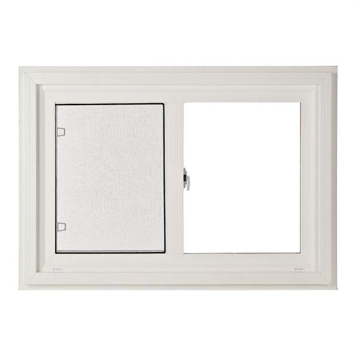 "Vision 35"" x 23"" Horizontal Slider Window LEA"