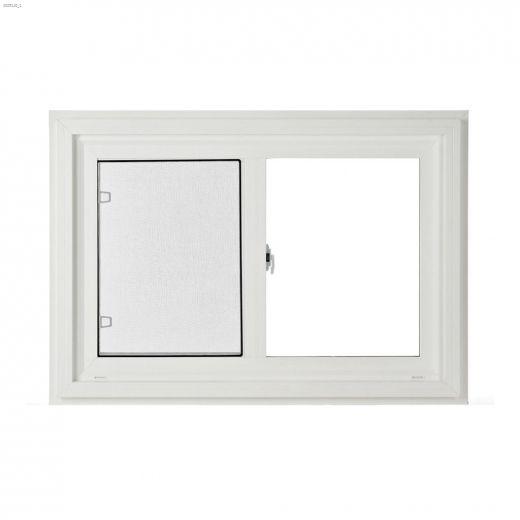 Vision Low-E Argon Horizontal Slider Window