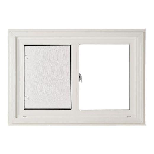"Vision 48"" x 30"" Horizontal Slider Window LEA"