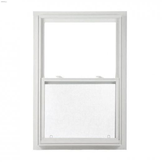 Vision Low-E Argon Single Hung Vinyl Window