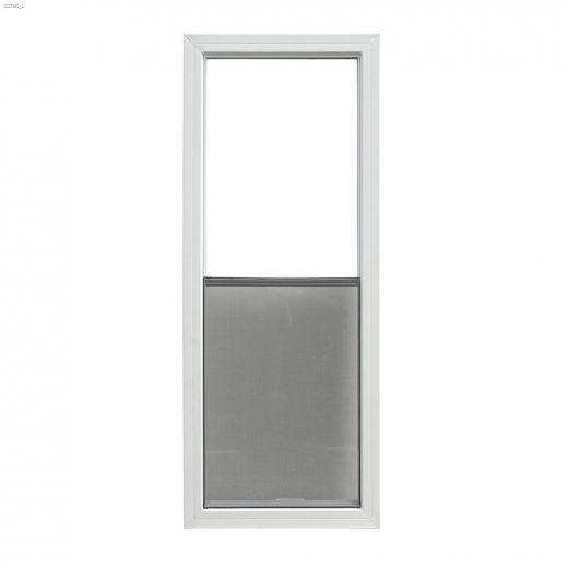 "Venting 17"" x 35"" PVC Shed Window"