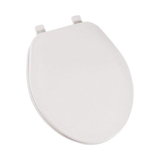 Round Plastic Toilet Seat