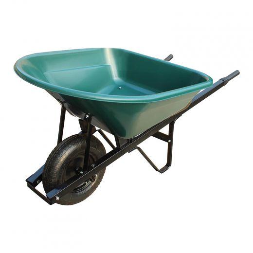 5 Cu. Ft. Poly Wheelbarrow