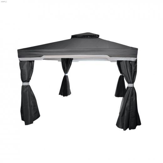 10' x 10' Aluminum Gazebo Canopy