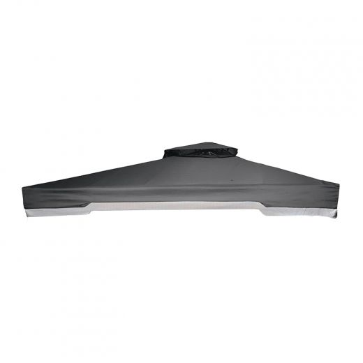 10' x 12' Aluminum Gazebo Canopy