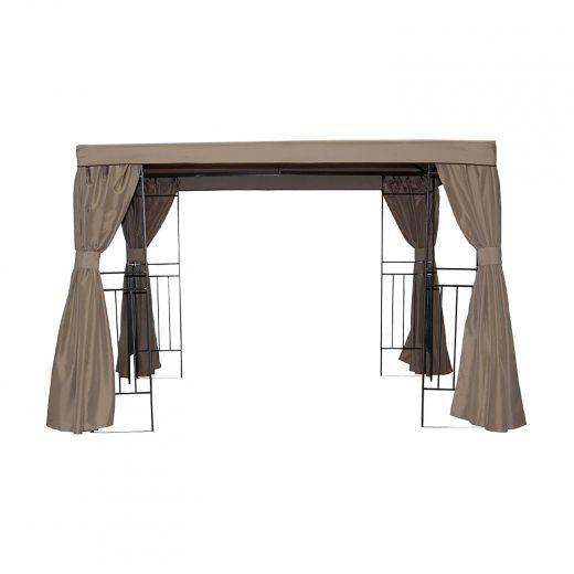 10' x 12' Arch Gazebo Curtains