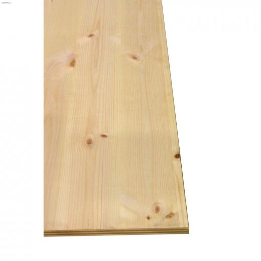 """3\/4\"""" x 4' x 8' Knotty Pine Plywood"""