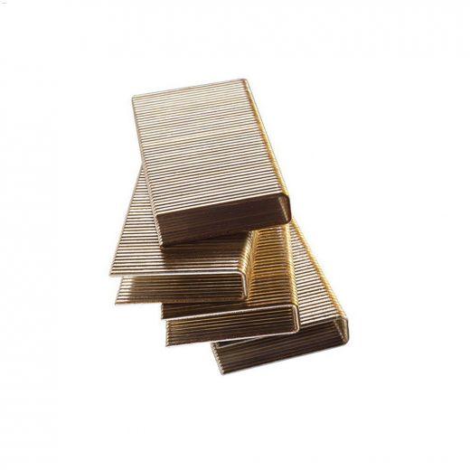 "2\"" Electrogalvanized Flooring Staple-900\/Pack"