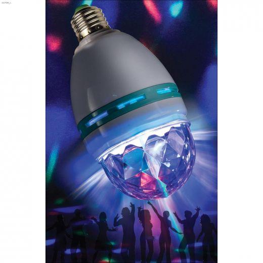 3 Watt LED Rotating Party Bulb