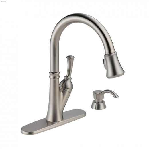 Lever Savile\u00ae Pull-Down Kitchen Faucet