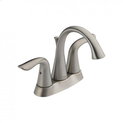 2-Handle Lahara\u00ae Centerset Lavatory Faucet
