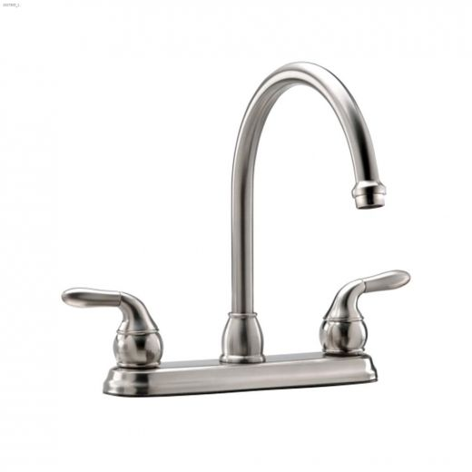 2-Handle Lever Caledonia Kitchen Faucet