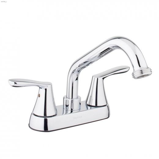 2-Handle Lever Infinity Laundry Faucet