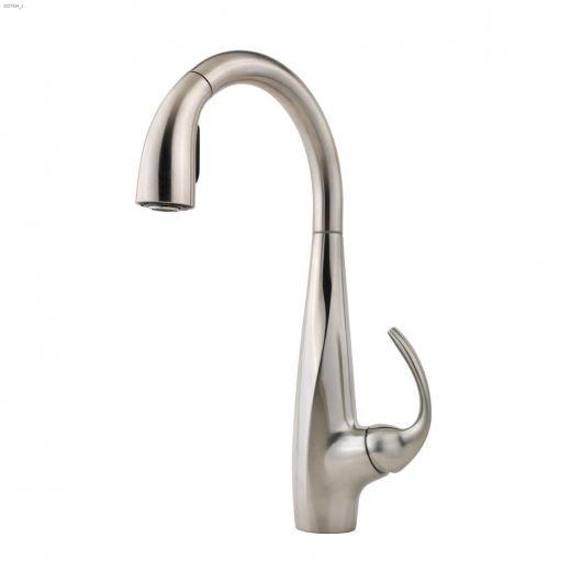 1-Handle Avanti\u2122 Pull-Down Kitchen Faucet