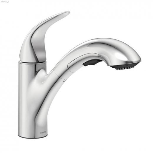 1-Handle Medina Pull-Out Kitchen Faucet
