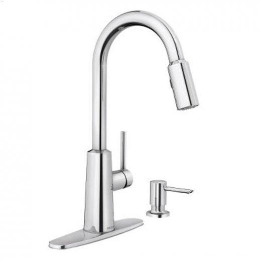 Nori\u2122 High Arc Pulldown Kitchen Faucet