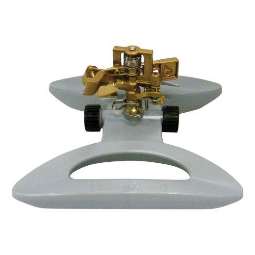 Pulsating Brass Sprinkler on Base