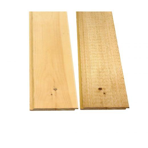 1 x 8 Pine Barn Board