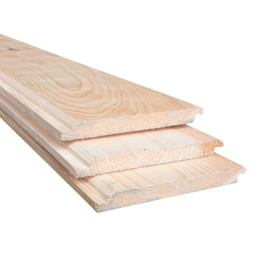 1 x 8 Tongue and Groove Pine