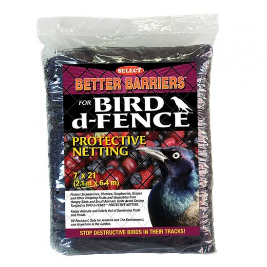 7' x 21' Bird Fence