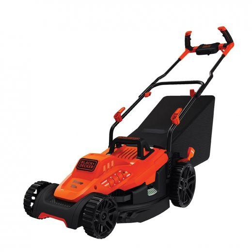 "Black + Decker 10 Amp 15"" Electric Lawn Mower"