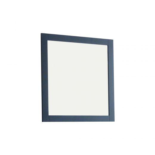 """33"""" Blue Mirror"""