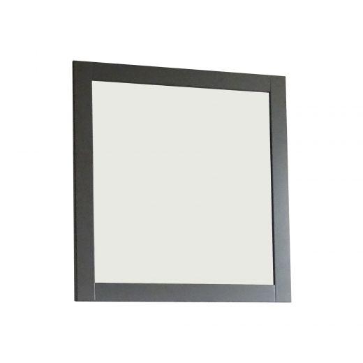 """30"""" Grey Mirror"""