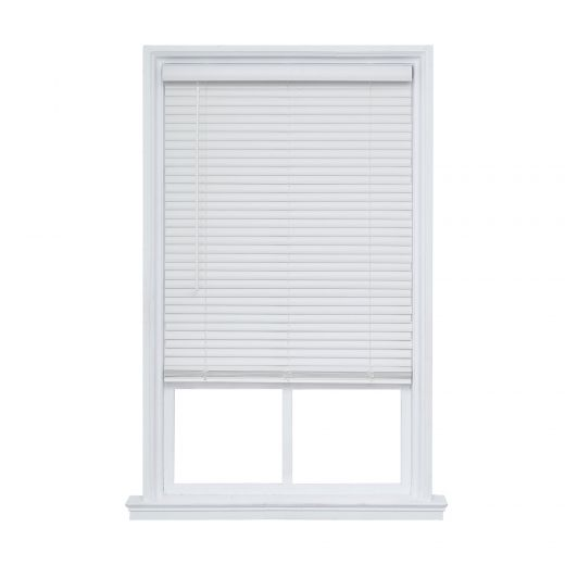 """48"""" x 64"""" Cordless Curved Privacy Blind"""