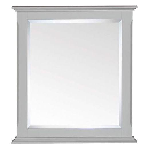 "28"" Light Grey Mirror"