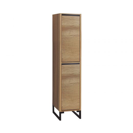 """13.4"""" Natural Wooden Finish Tower"""