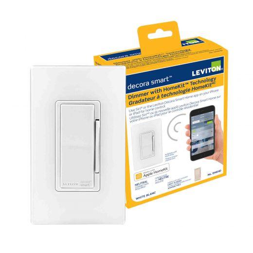 Decora Smart Dimmer With Homekit Technology
