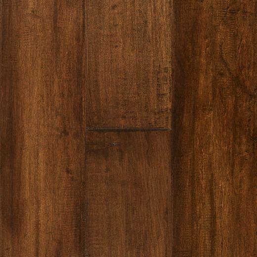 Plancher de bois franc d'ingénierie érable cajun 6 pi