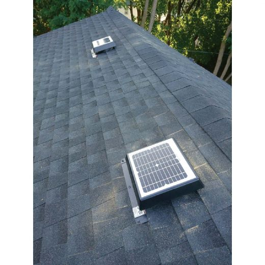 4 Season Solar Powered Roof Vent