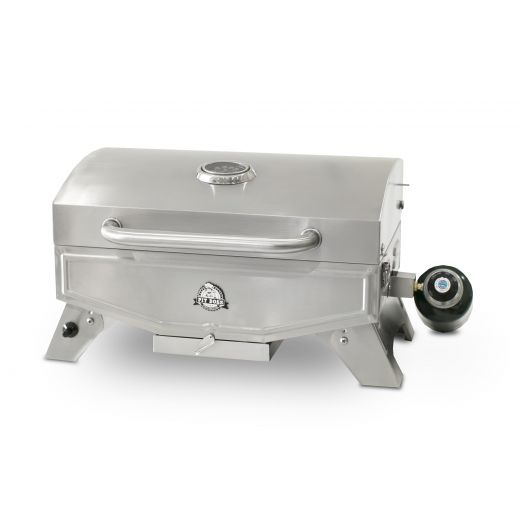Pit Boss Stainless Steel One Burner Portable Gas Grill