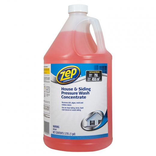 House & Siding Concentrated Cleaner 3.78 L