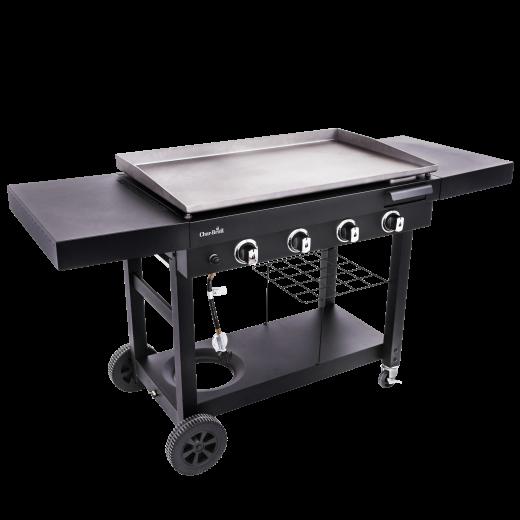 Char-broil® 4 Burner Gas Griddle Cart