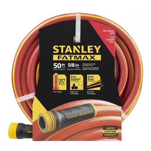 Stanley Fat Max Hot Water Hose 50'
