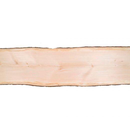 "2"" x (20""-24"") x 6' Live Edge Pine Timber Slab"
