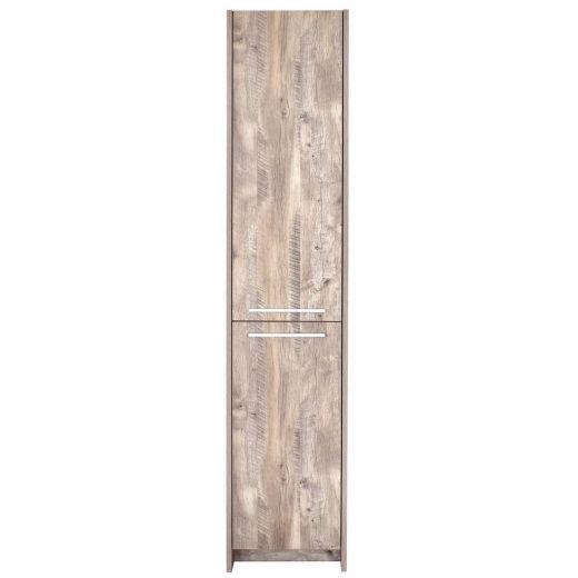 Relax Natural Wood Linen Tower