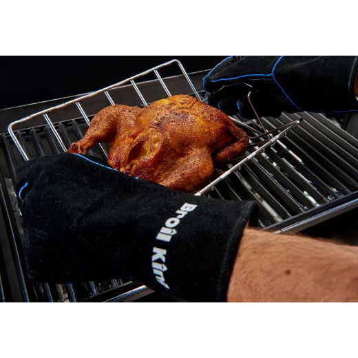 Broil King Leather Grilling Gloves
