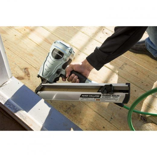 3 1/2 Inch Paper Collated Framing Nailer